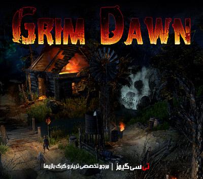 دانلود ترینر بازی Grim Dawn
