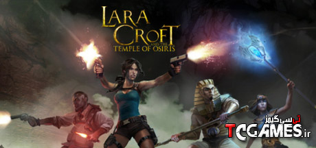 دانلود ترینر بازی Lara Croft and the Temple of Osiris