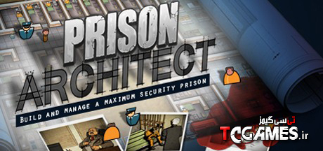 ترینر بازی Prison Architect Alpha