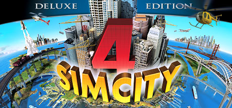 ترینر و رمزهای بازی SimCity 4 DeLuxe