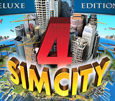 دانلود ترینر و رمزهای بازی SimCity 4 DeLuxe
