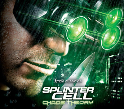 دانلود ترینر و رمزهای بازی Splinter Cell Chaos Theory