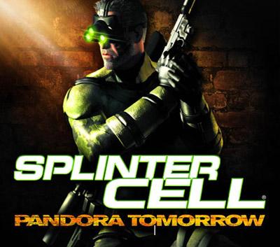 دانلود ترینر بازی Splinter Cell Pandora Tomorrow