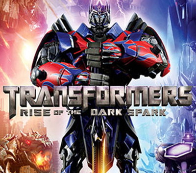 دانلود ترینر بازی Transformers Rise of the Dark Spark