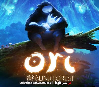 دانلود کرک سالم بازی Ori and the Blind Forest