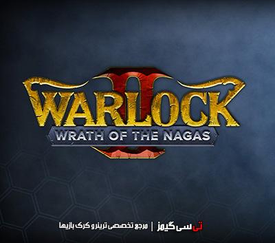دانلود کرک سالم بازی Warlock 2 Wrath of the Nagas