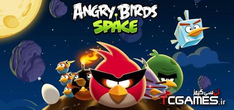 ترینر سالم بازی Angry Birds Space