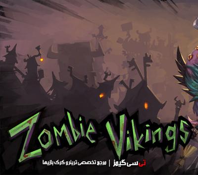 دانلود ترینر سالم بازی Zombie Vikings