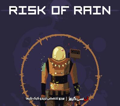 دانلود ترینر بازی Risk of Rain
