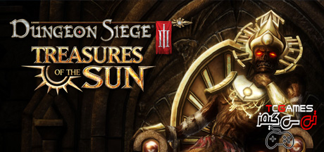 ترینر بازی Dungeon Siege 3 Treasures of the Sun