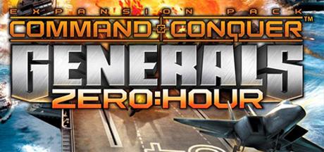 ترینر بازی Command And Conquer Generals Zero Hour