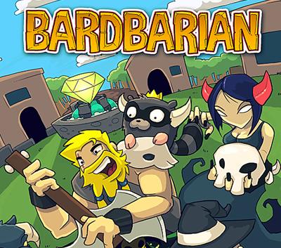 دانلود ترینر سالم بازی Bardbarian