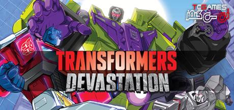 ترینر سالم بازی Transformers Devastation