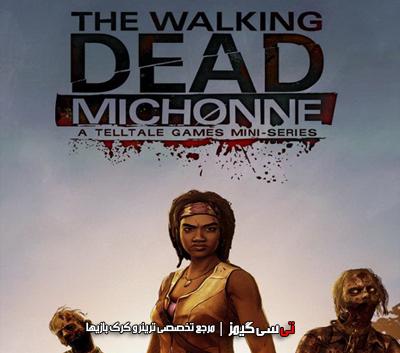 دانلود کرک سالم بازی The Walking Dead Michonne Episode 1