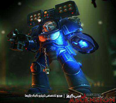 دانلود ترینر و رمزهای بازی Space Hulk Ascension