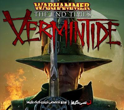دانلود ترینر سالم بازی Warhammer End Times Vermintide