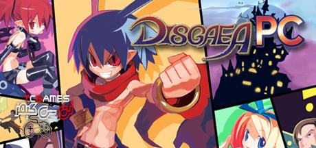 ترینر سالم بازی Disgaea