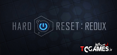 کرک سالم بازی Hard Reset Redux