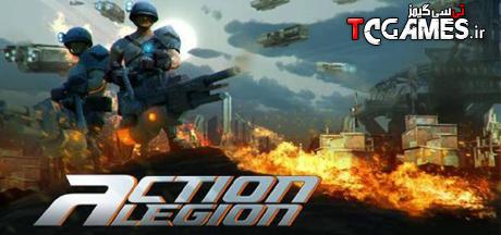 کرک سالم بازی Action Legion