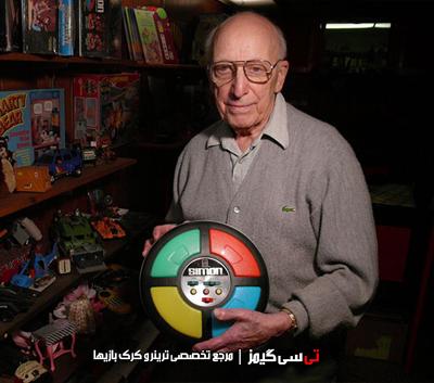 بیوگرافی و زندگینامه رالف بائر پدر بازیهای ویدئویی