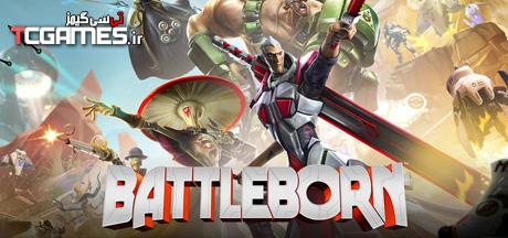 کرک سالم بازی Battleborn