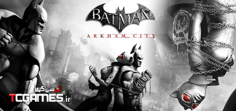 سیو کامل بازی Batman Arkham City