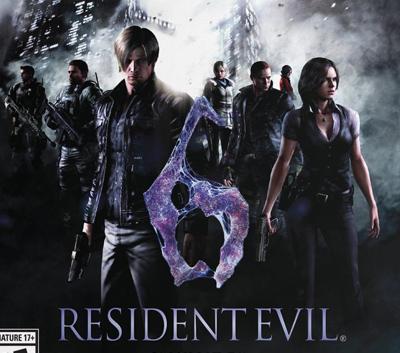 دانلود کرک نهایی بازی Resident Evil 6