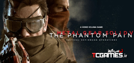 کرک نهایی بازی Metal Gear Solid V The Phantom Pain