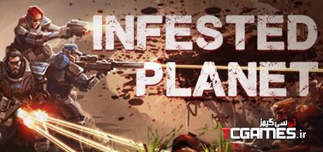 ترینر جدید بازی Infested Planet