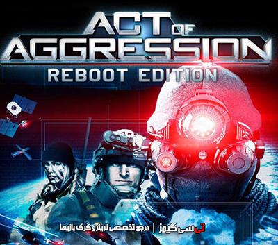 دانلود ترینر جدید بازی Act of Aggression Reboot Edition