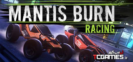 کرک سالم بازی Mantis Burn Racing