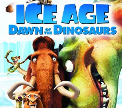 دانلود ترینر بازی Ice Age 3: Dawn of the Dinosaurs