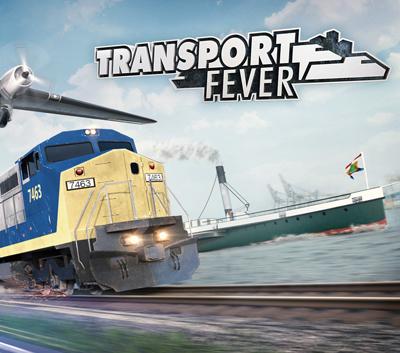 دانلود کرک سالم بازی Transport Fever