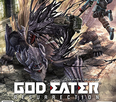 دانلود کرک سالم بازی GOD EATER Resurrection
