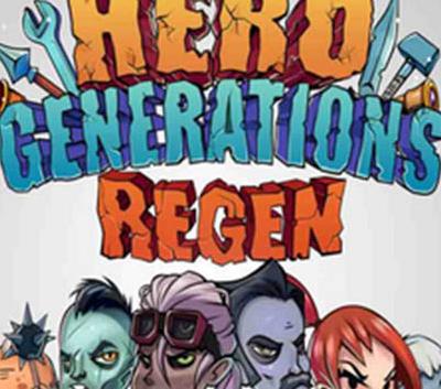 دانلود ترینر جدید بازی Hero Generations ReGen