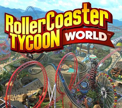دانلود ترینر سالم بازی RollerCoaster Tycoon World