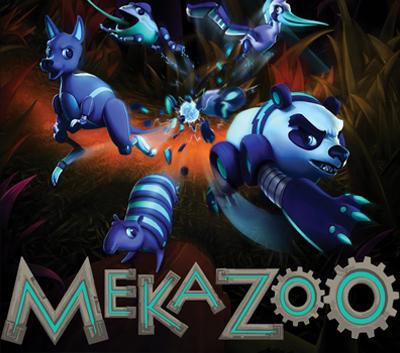 دانلود کرک جدید بازی Mekazoo
