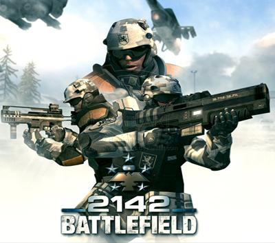 دانلود ترینر سالم بازی Battlefield 2142