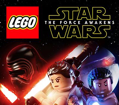 دانلود کرک سالم بازی LEGO STAR WARS The Force Awakens