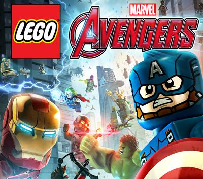 دانلود کرک جدید بازی LEGO Marvels Avengers