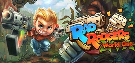ترینر سالم بازی Rad Rodgers World One