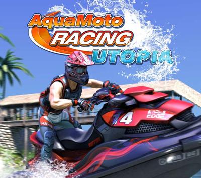 دانلود کرک سالم بازی Aqua Moto Racing Utopia
