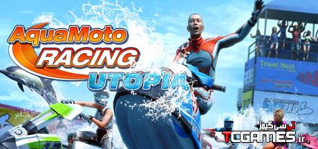 کرک سالم بازی Aqua Moto Racing Utopia