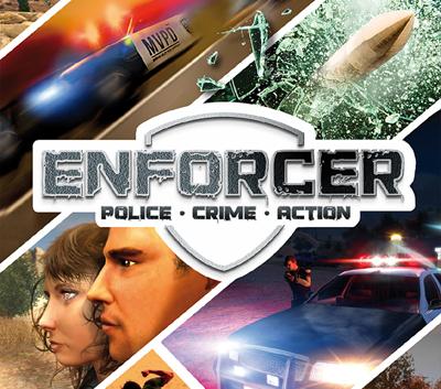 دانلود ترینر بازی Enforcer Police Crime Action