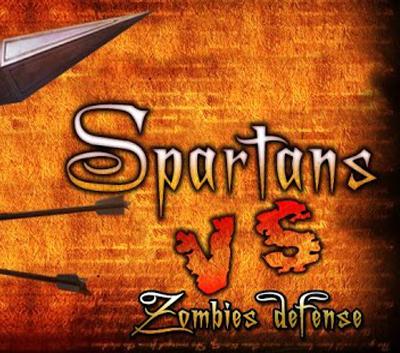 دانلود ترینر سالم بازی Spartans Vs Zombies Defense