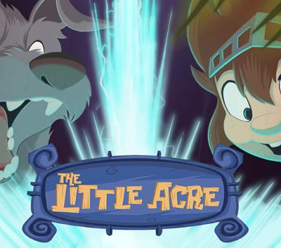 دانلود کرک سالم بازی The Little Acre
