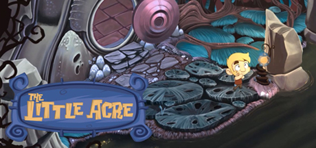 کرک سالم بازی The Little Acre