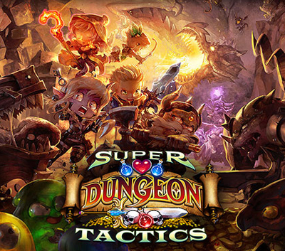 دانلود کرک بازی Super Dungeon Tactics