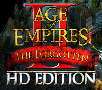دانلود ترینر جدید بازی Age of Empires II HD The Forgotten