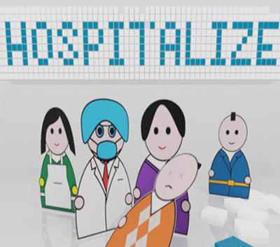 دانلود ترینر بازی Hospitalize